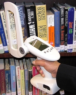 Handheld Digital Library Assistant