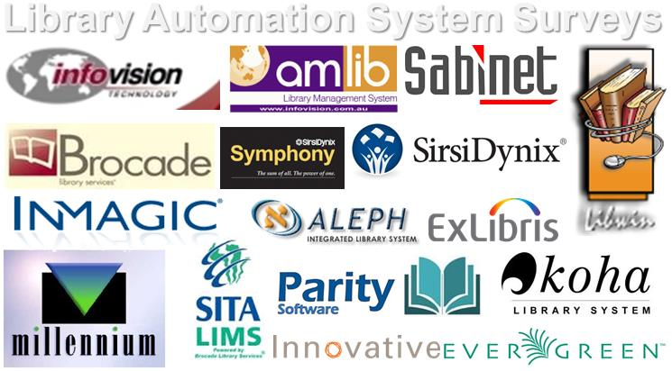 Library Automation System Surveys